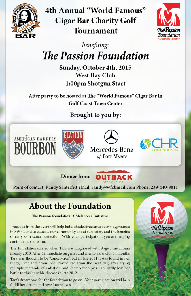 4th Annual WFCB Charity Golf Poster-Web